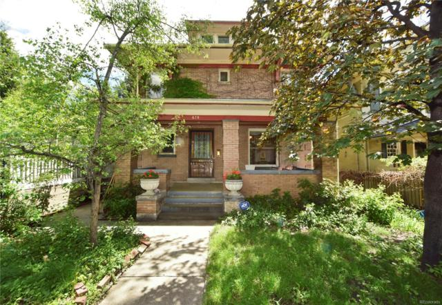 678 Downing Street, Denver, CO 80218 (#3966701) :: Wisdom Real Estate
