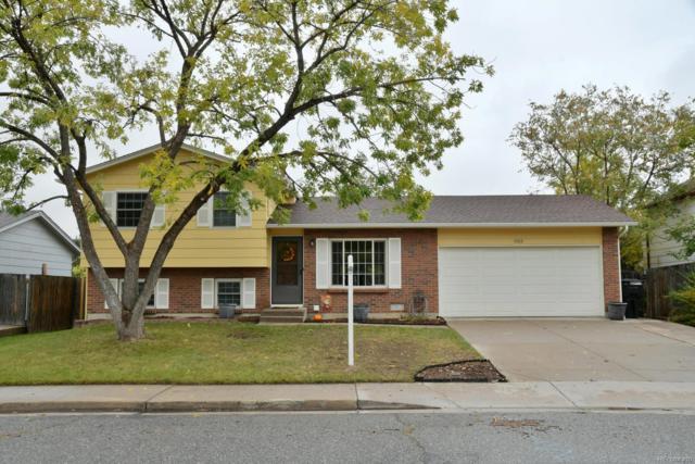 4602 S Dudley Street, Littleton, CO 80123 (#3966889) :: Wisdom Real Estate