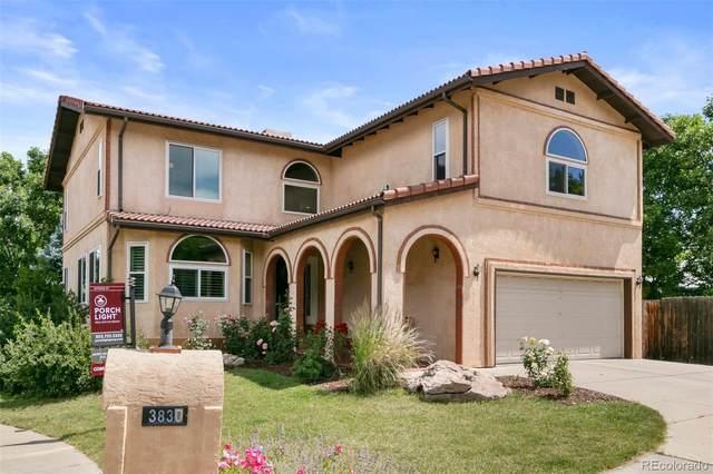 3830 Quail Court, Wheat Ridge, CO 80033 (MLS #3967223) :: 8z Real Estate