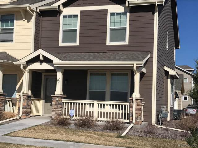 15612 E 96th Way 10D, Commerce City, CO 80022 (#3967668) :: The DeGrood Team