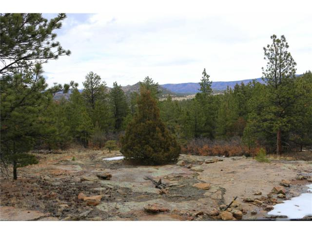 S Marcey Road, Westcliffe, CO 81252 (MLS #3967756) :: 8z Real Estate