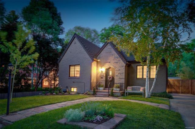 520 Ash Street, Denver, CO 80220 (#3968022) :: Bring Home Denver