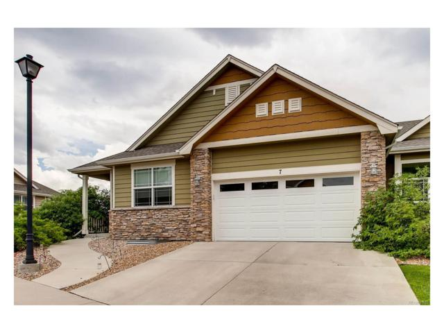 6024 W 1st Street #7, Greeley, CO 80634 (MLS #3968135) :: 8z Real Estate