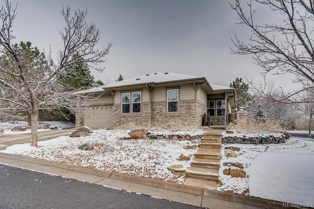 19319 W 57th Place, Golden, CO 80403 (#3968367) :: Finch & Gable Real Estate Co.