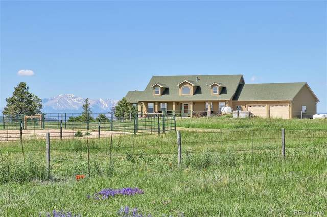 9429 S East Cherry Creek Road, Franktown, CO 80116 (MLS #3968636) :: 8z Real Estate