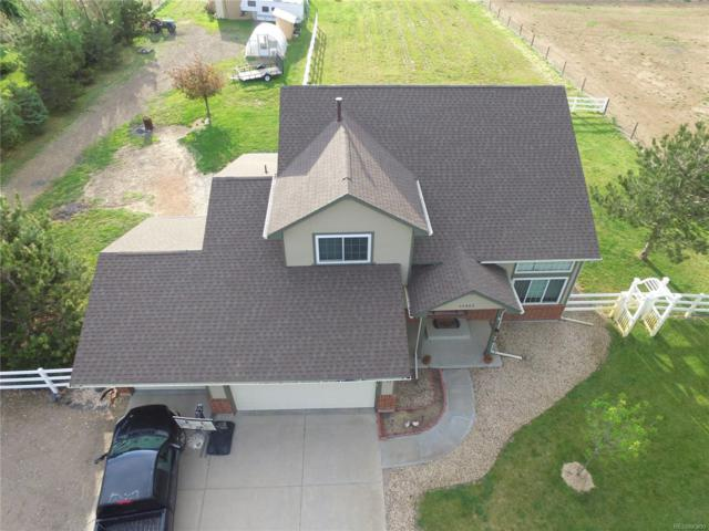 15402 Gadsden Drive, Brighton, CO 80603 (#3969090) :: The Dixon Group