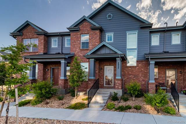 4937 S Algonquian Way, Aurora, CO 80016 (#3969396) :: The Healey Group