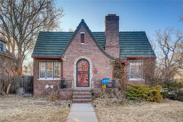 2091 Ivanhoe Street, Denver, CO 80207 (#3969704) :: Venterra Real Estate LLC