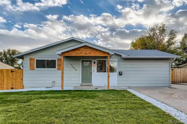 7240 Utica Street, Westminster, CO 80030 (#3969760) :: iHomes Colorado