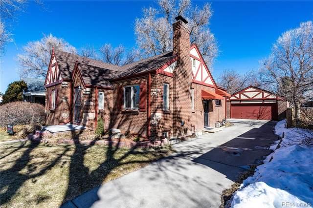 1632 Pontiac Street, Denver, CO 80220 (#3970410) :: The Colorado Foothills Team | Berkshire Hathaway Elevated Living Real Estate