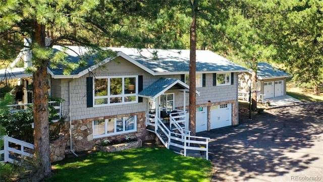 1987 Wieler Road, Evergreen, CO 80439 (#3970532) :: The DeGrood Team