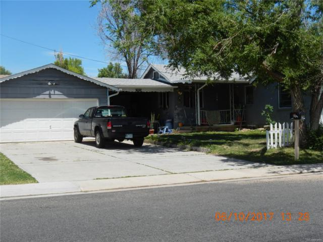 3271 W 81st Avenue, Westminster, CO 80031 (#3970765) :: Ford and Associates