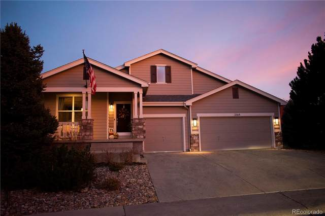 2664 Paw Print Way, Castle Rock, CO 80109 (#3971157) :: Chateaux Realty Group