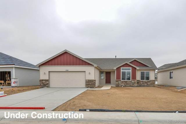 3469 Buffalo Grass Lane, Wellington, CO 80549 (#3971807) :: Berkshire Hathaway Elevated Living Real Estate