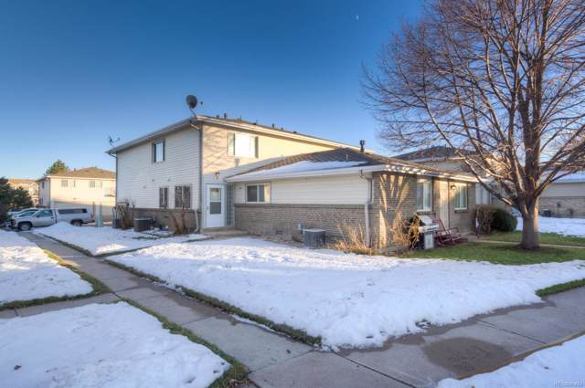 3351 S Field Street #170, Lakewood, CO 80227 (MLS #3972113) :: Keller Williams Realty