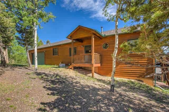511 Potlatch Trail, Woodland Park, CO 80863 (#3972712) :: The Griffith Home Team