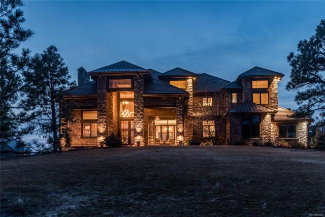 5191 Golden Ridge Court, Parker, CO 80134 (#3972935) :: Compass Colorado Realty