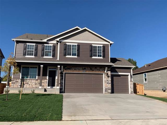 393 4th Street, Severance, CO 80550 (#3973076) :: The HomeSmiths Team - Keller Williams