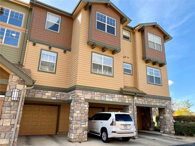 15455 Canyon Rim Drive #202, Englewood, CO 80112 (MLS #3973198) :: 8z Real Estate