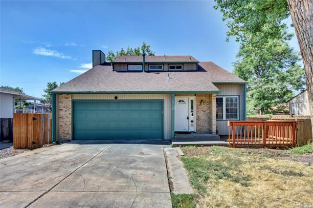 6758 W Louisiana Place, Lakewood, CO 80232 (#3973378) :: The Griffith Home Team