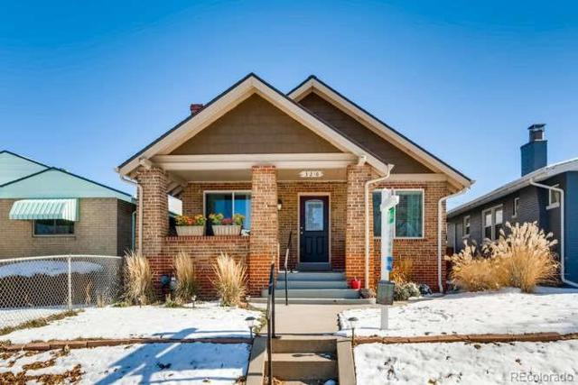 3216 N Fillmore Street, Denver, CO 80205 (#3973692) :: The Heyl Group at Keller Williams