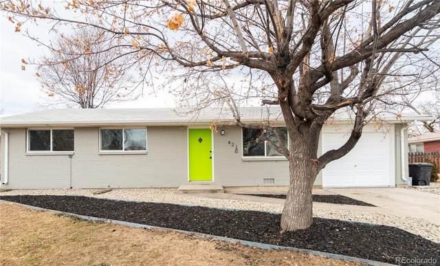 421 Dickson Street, Longmont, CO 80504 (MLS #3973795) :: 8z Real Estate