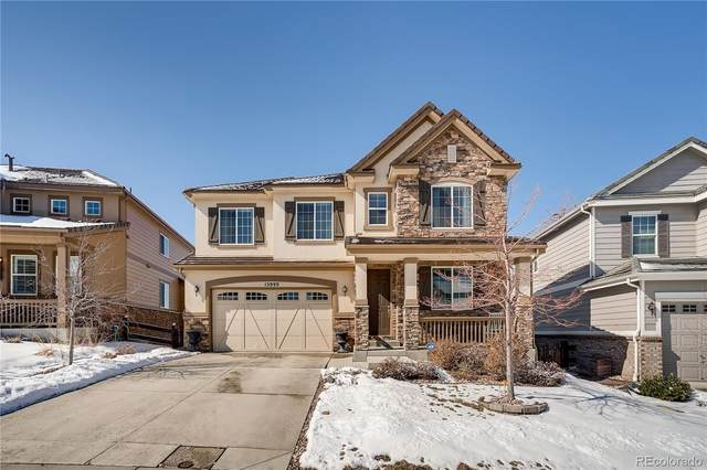 13999 Hillrose Drive, Parker, CO 80134 (#3973861) :: The Harling Team @ Homesmart Realty Group