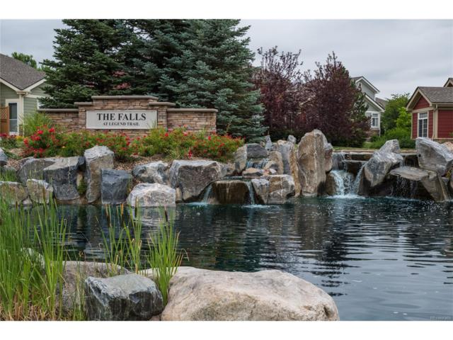 13836 Legend Trail #103, Broomfield, CO 80023 (#3974036) :: The Peak Properties Group
