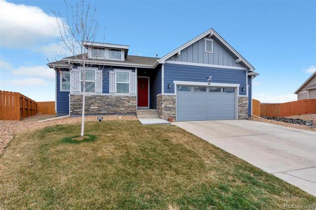 101 Bluebell Court, Wiggins, CO 80654 (#3974242) :: The DeGrood Team
