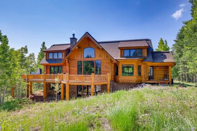 655 Iron Mountain Road, Fairplay, CO 80440 (#3974247) :: You 1st Realty