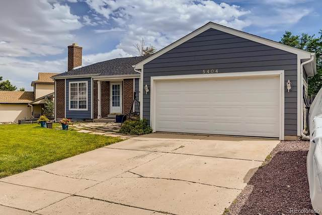 5404 E 114th Place, Thornton, CO 80233 (MLS #3974327) :: 8z Real Estate