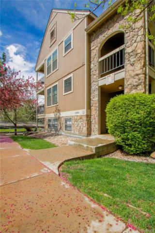 10920 W Florida Avenue #403, Lakewood, CO 80232 (#3974882) :: The Healey Group