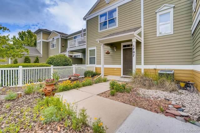 635 Gooseberry Drive #1707, Longmont, CO 80503 (#3975010) :: Kimberly Austin Properties