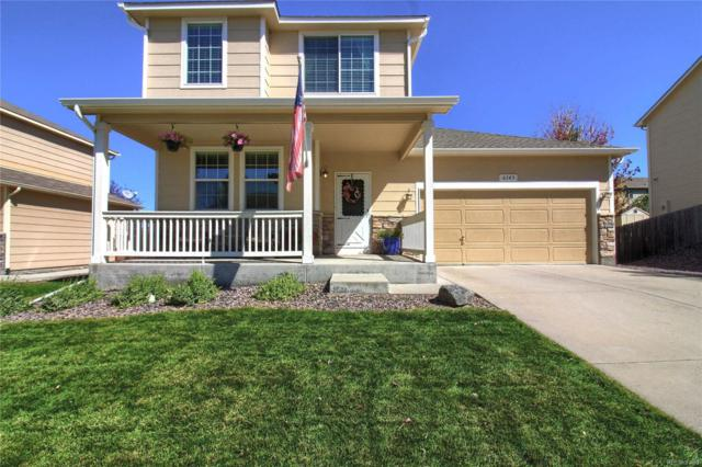 6143 Ralston Street, Frederick, CO 80530 (#3975181) :: The Peak Properties Group