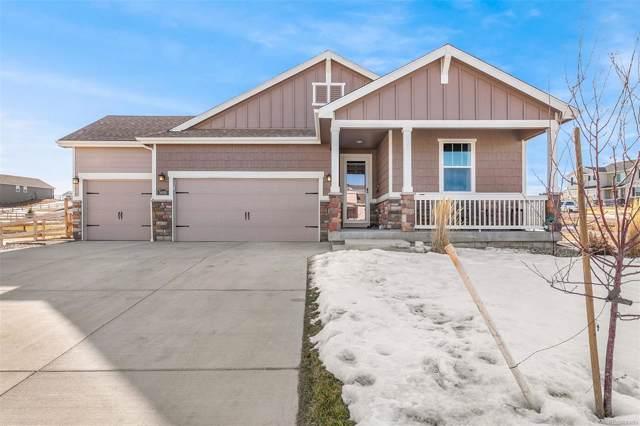 5600 En Joie Place, Elizabeth, CO 80107 (MLS #3975503) :: 8z Real Estate
