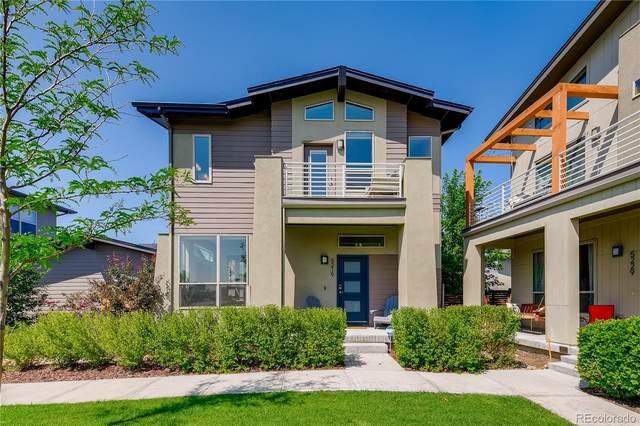 5219 Beeler Street, Denver, CO 80238 (MLS #3975544) :: Clare Day with Keller Williams Advantage Realty LLC