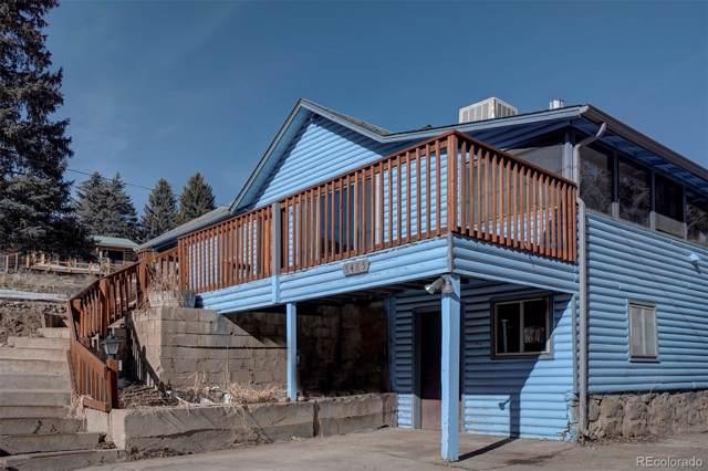 5485 Santa Clara Road, Indian Hills, CO 80454 (#3975799) :: Berkshire Hathaway Elevated Living Real Estate