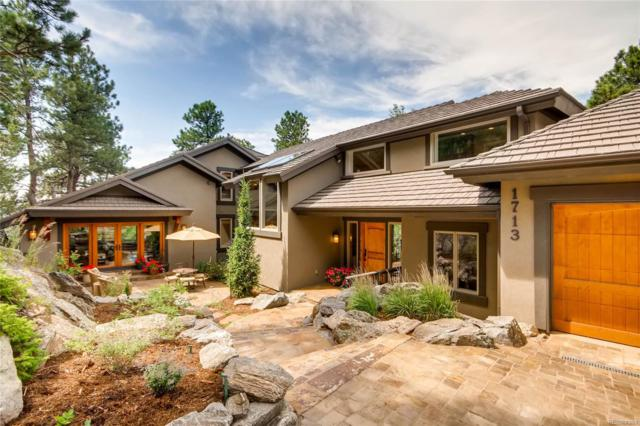1713 Sand Lily Drive, Golden, CO 80401 (MLS #3975905) :: 8z Real Estate