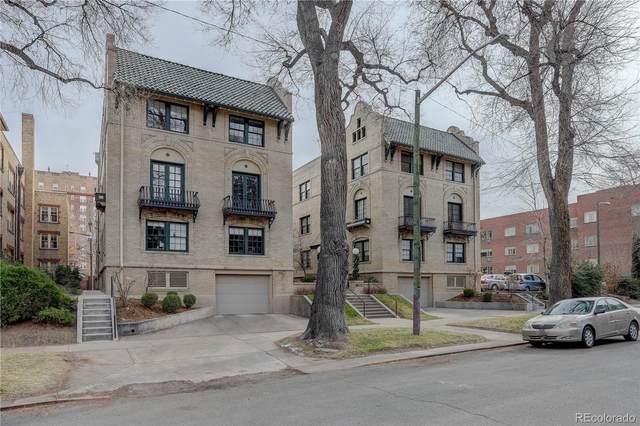 960 N Sherman Street 1E, Denver, CO 80203 (MLS #3975913) :: Keller Williams Realty