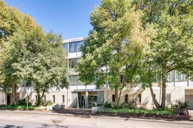 1050 N Corona Street #317, Denver, CO 80218 (#3976073) :: The Peak Properties Group