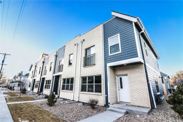 4401 E Jewell Avenue, Denver, CO 80222 (#3976208) :: Briggs American Properties