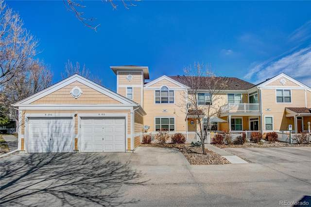 1907 Grays Peak Drive #102, Loveland, CO 80538 (MLS #3976364) :: 8z Real Estate