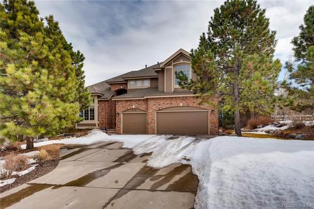 924 Glen Oaks Avenue, Castle Pines, CO 80108 (MLS #3976449) :: 8z Real Estate