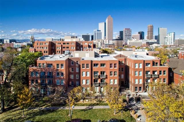 1631 N Emerson Street #211, Denver, CO 80218 (#3976995) :: The Dixon Group