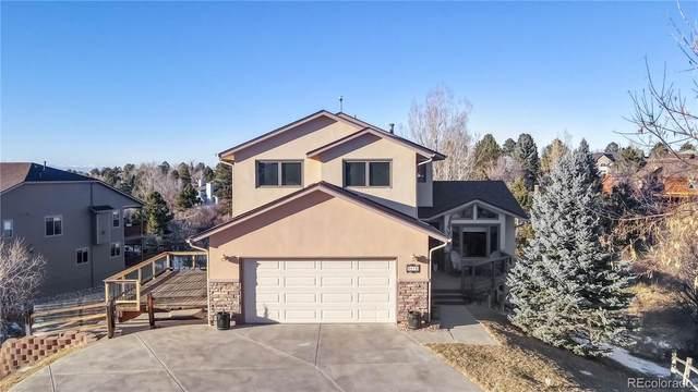 6579 N Windloch Circle, Parker, CO 80134 (MLS #3977111) :: Kittle Real Estate