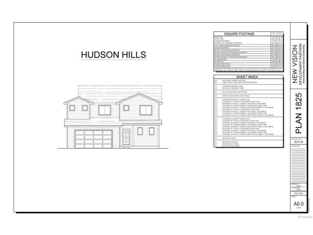 445 Remington Drive, Hudson, CO 80642 (MLS #3977600) :: 8z Real Estate