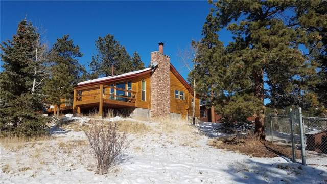67 Holdup Street, Bailey, CO 80421 (#3978163) :: Harling Real Estate
