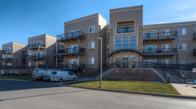 6000 W Floyd Avenue #304, Denver, CO 80227 (#3978350) :: The Pete Cook Home Group