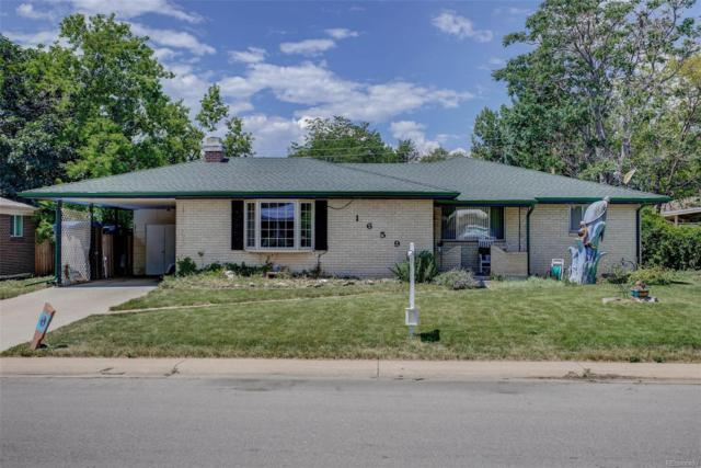 1659 S Dudley Court, Lakewood, CO 80232 (#3978539) :: My Home Team