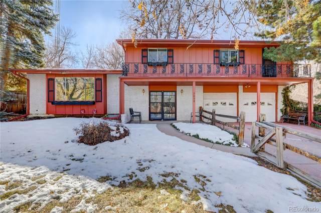 2895 Heather Road, Golden, CO 80401 (#3978610) :: Venterra Real Estate LLC